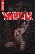Vampirella #24 Cvr A Parrillo