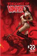 Vengeance of Vampirella #22 Cvr A Parrillo