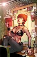 Chaos Metal Cvr Comics Chastity #1 (C: 0-1-2)