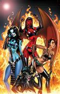 Chaos Metal Cvr Comics Chaos #1 (C: 0-1-2)