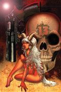 Chaos Metal Cvr Comics Lady Demon #1 (C: 0-1-2)
