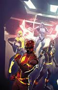 Power Rangers #11 Cvr A Parel (C: 1-0-0)