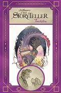 Jim Hensons The Storyteller Tricksters HC (C: 0-1-2)