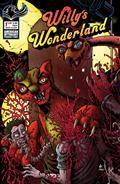 Willys Wonderland Prequel #1 Cvr A Hasson & Haeser