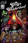 Willys Wonderland Prequel #1 Cvr B Calzada