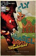 Willys Wonderland Prequel #1 Cvr C Slashing Time Ltd Ed