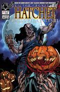 Victor Crowley Hatchet Halloween III #1 Cvr C Lost Your Head