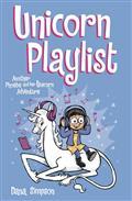 Phoebe & Her Unicorn GN Vol 14 Unicorn Playlist (C: 0-1-0)