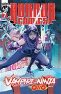 HORROR-COMICS-7-VAMPIRE-NINJA-ONO-PART-1-OF-2