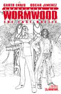 Chronicles of Wormwood Last Battle #1 Pure Art Var (MR) (C: