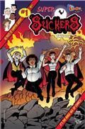 Super Suckers Binge Book