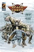 Space Corps #1 (of 3) Cvr A Beck (MR) (C: 0-0-1)