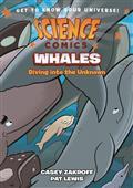SCIENCE-COMICS-WHALES-GN-(C-0-1-0)