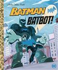 Batman Batbot Little Golden Book (C: 0-1-0)
