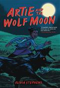 Artie And The Wolf Moon GN (C: 0-1-0)