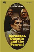 Dark Shadows Pb Lib Novel Vol 24 Barnabas Quentin & Serpent