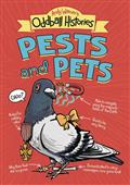 Andy Warners Oddball Histories Pests & Pets GN (C: 0-1-0)