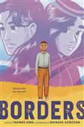 Borders GN (C: 1-1-0)
