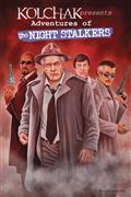 Kolchak Presents Adventures Night Stalkers TP (C: 0-1-2)
