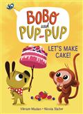BOBO-AND-PUP-PUP-YR-GN-LETS-MAKE-CAKE-(C-0-1-0)