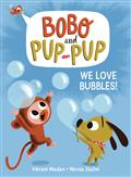 BOBO-AND-PUP-PUP-YR-GN-WE-LOVE-BUBBLES-(C-0-1-0)