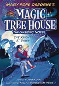Magic Tree House GN Vol 02 Knight At Dawn (C: 0-1-1)