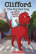 Clifford The Big Red Dog The Movie GN (C: 0-1-0)