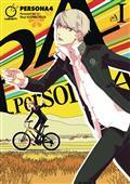 Persona 4 GN Vol 01