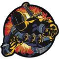 GI Joe Snake Eyes Retro Mouse Pad (C: 1-1-1)