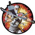 GI Joe Storm Shadow Retro Mouse Pad (C: 1-1-1)