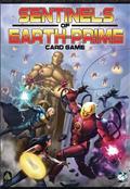 Sentinels Earth Prime Coop Card Game (C: 0-1-2)