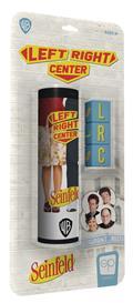 Left Right Center Seinfeld Dice Game (C: 0-1-2)