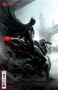 I Am Batman #1 Cvr C Francesco Mattina Card Stock Var