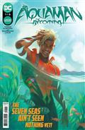 Aquaman The Becoming #1 (of 6) Cvr A David Talaski