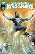 Suicide Squad King Shark #1 (of 6) Cvr A Trevor Hairsine