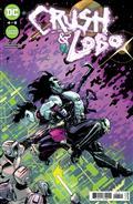 Crush & Lobo #4 (of 8) Cvr A Amy Reeder