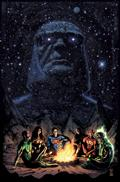 Justice League Last Ride #5 (of 7) Cvr A Darick Robertson