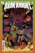 Legends of The Dark Knight #5 Cvr A Giannis Milonogiannis