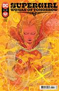Supergirl Woman of Tomorrow #4 (of 8) Cvr A Bilquis Evely