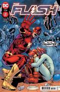 Flash #774 Cvr A Bryan Hitch