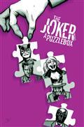 Joker Presents A Puzzlebox #2 (of 7) Cvr A Chip Zdarsky