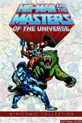 He-Man & Masters of Universe HC Minicomic Collection (C: 1-1