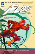 Flash TP Vol 05 History Lessons *Special Discount*