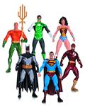 Alex Ross Justice League Action Figure 6 Pack