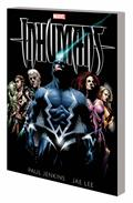 Inhumans By Paul Jenkins And Jae Lee TP New PTG *Special Discount*