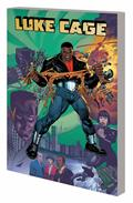 Luke Cage TP Vol 01 Second Chances *Special Discount*