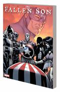 Fallen Son Death of Captain America TP New PTG *Special Discount*