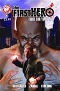 F1rst Hero Fight For Your Life #1 (of 4) Main Cvr *Special Discount*