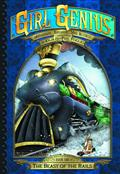 Girl Genius Second Journey HC Vol 01 Beast of The Rails (C: *Special Discount*