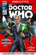 Doctor Who 2015 Four Doctors #1 (of 5) Reg Edwards *Special Discount*